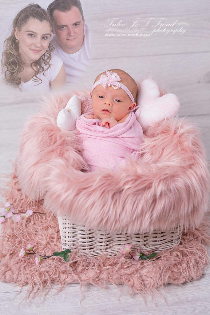 Newborn fotoateliér Přerov