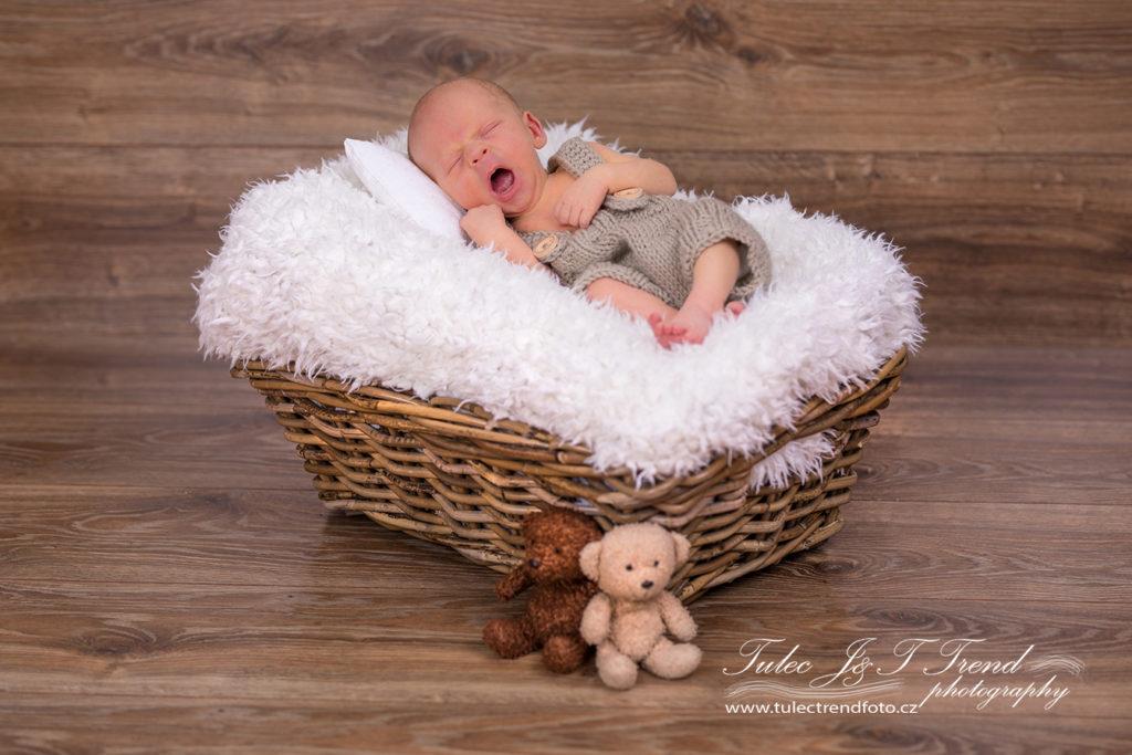 Newborn fotoateliér Olomouc
