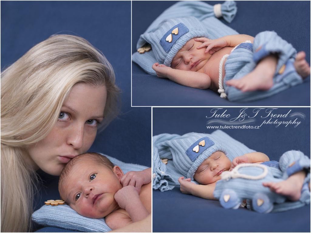 Focení novorozenců Prostějov
