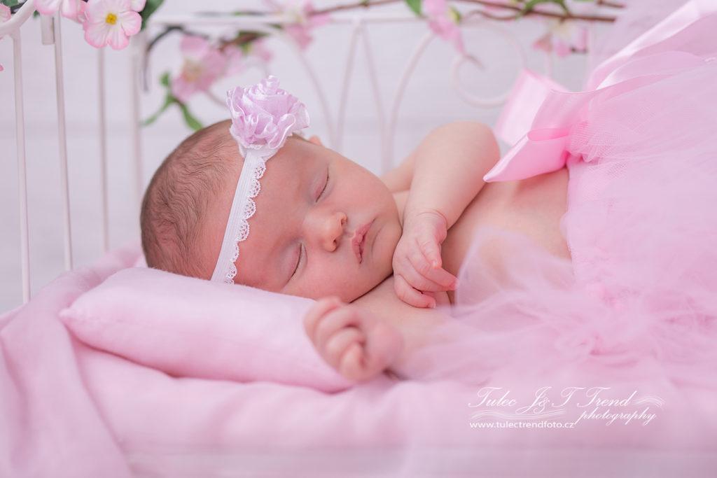 Focení novorozenců