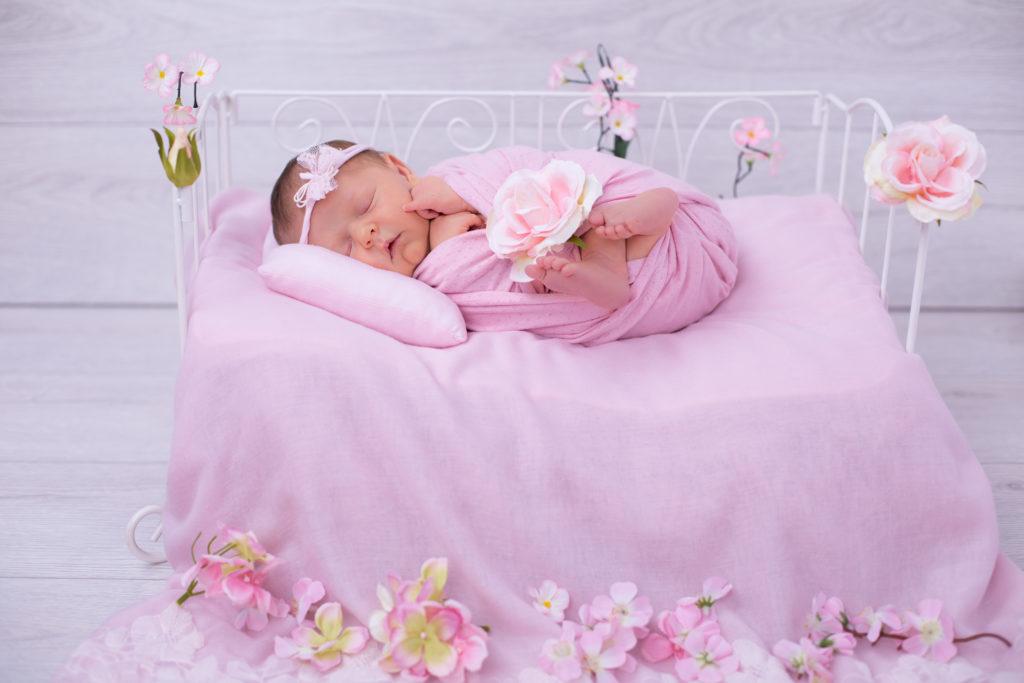 Focení miminka Prostějov