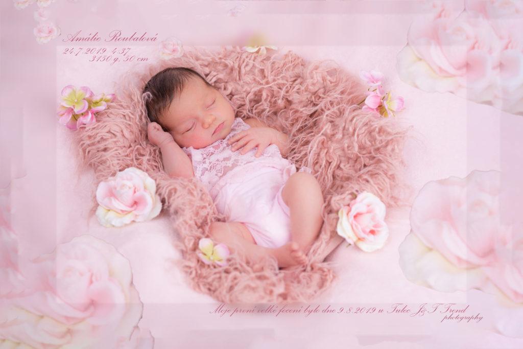 Focení miminka Přerov