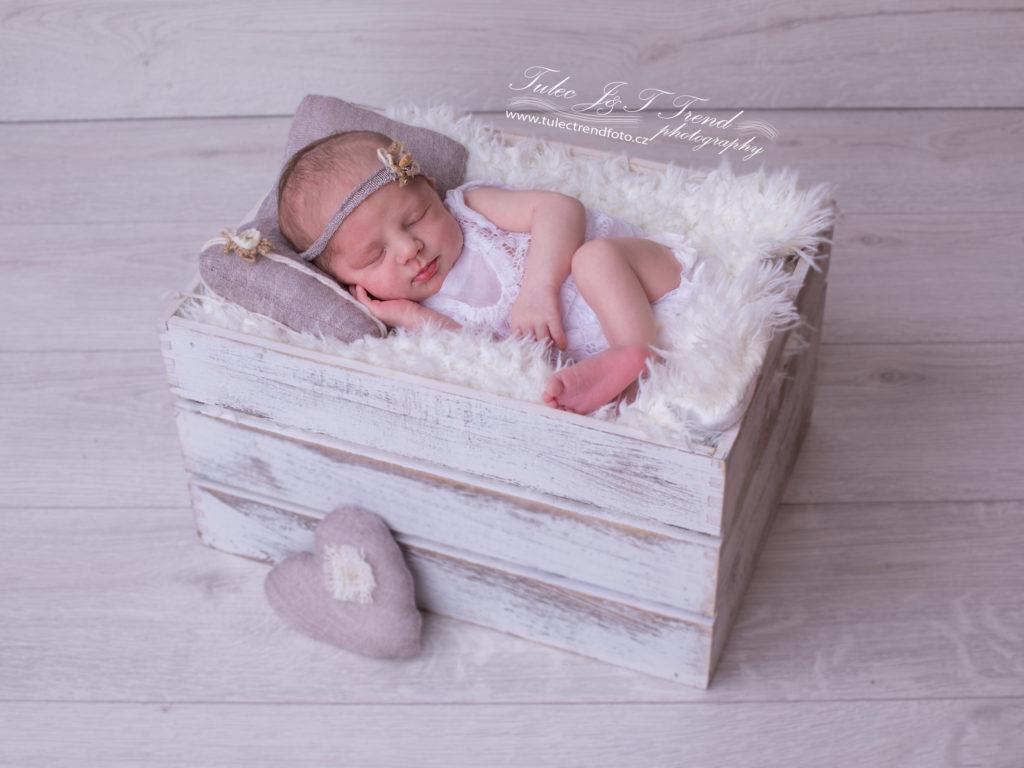 Focení miminka