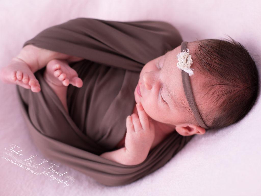 Focení novorozence Prostějov