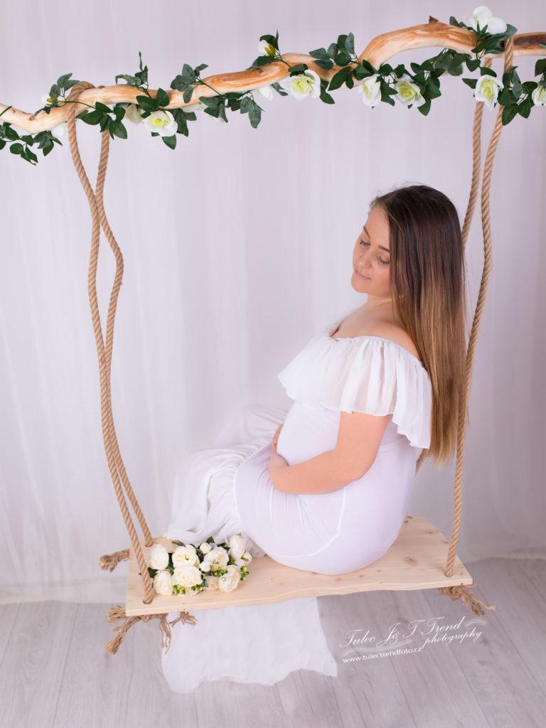 Těhotenský fotograf Přerov